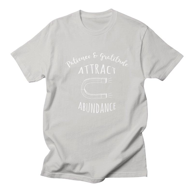 Attract Abundance Men's T-Shirt by donvagabond's Artist Shop