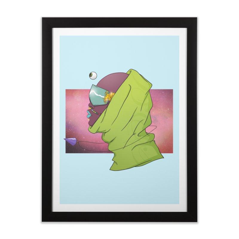 Guidance Home Framed Fine Art Print by donvagabond's Artist Shop