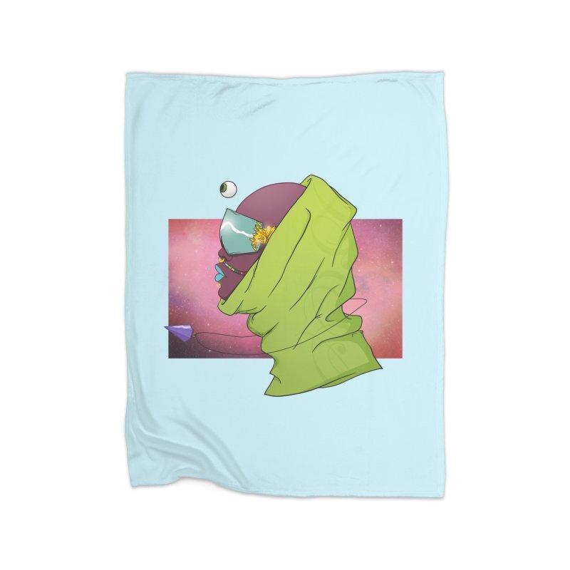 Guidance Home Blanket by donvagabond's Artist Shop