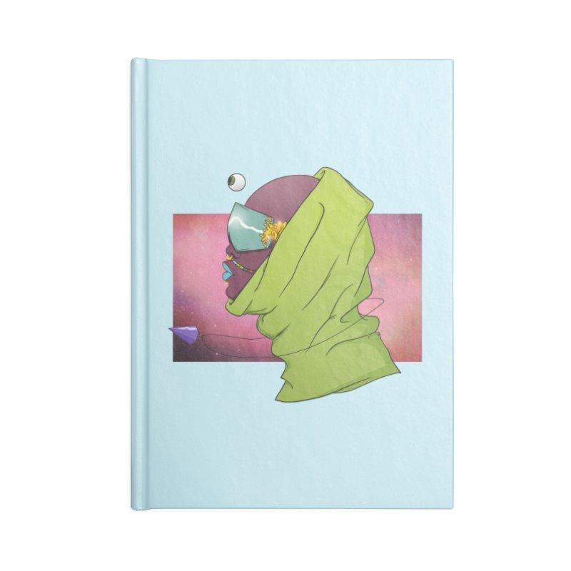 Guidance Accessories Notebook by donvagabond's Artist Shop