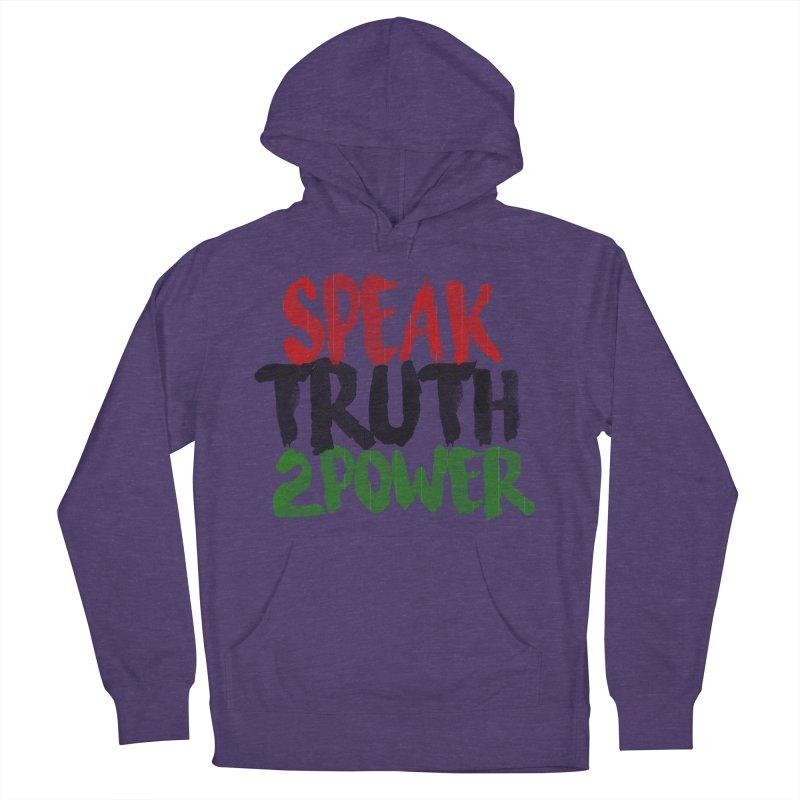 Truth 2 Power Women's Pullover Hoody by donvagabond's Artist Shop