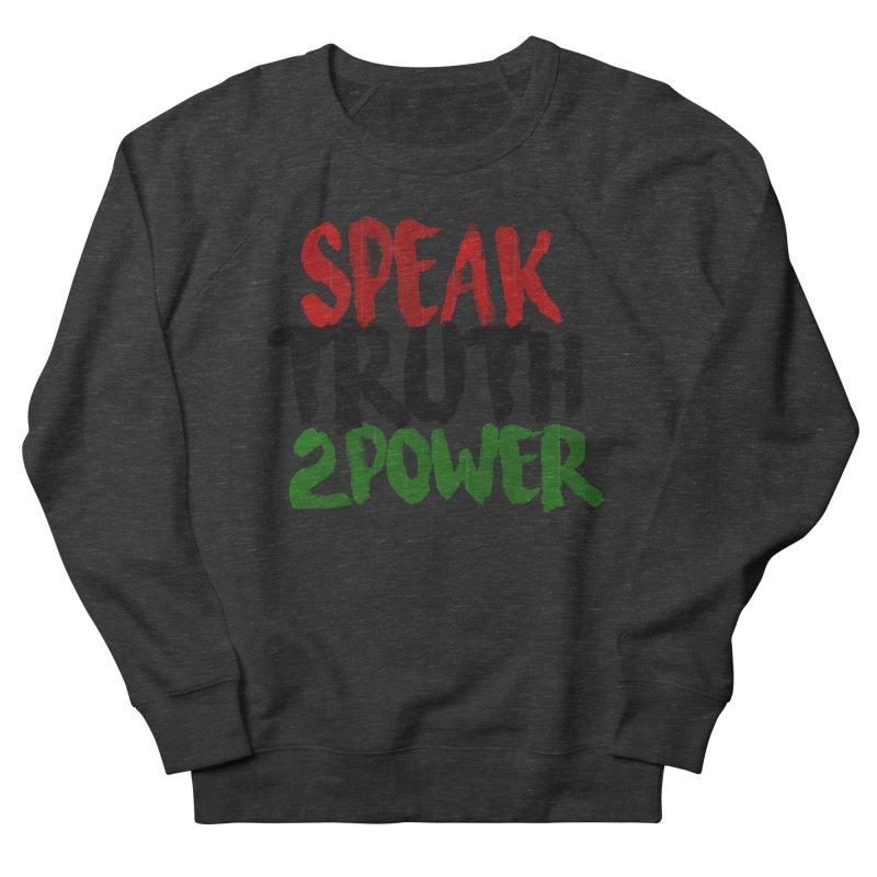 Truth 2 Power Women's Sweatshirt by donvagabond's Artist Shop