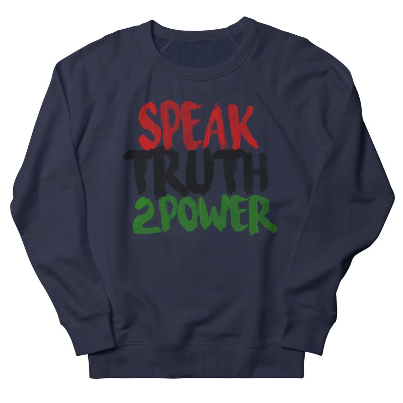 Truth 2 Power Women's Sweatshirt by donvagabond's Artist Shop