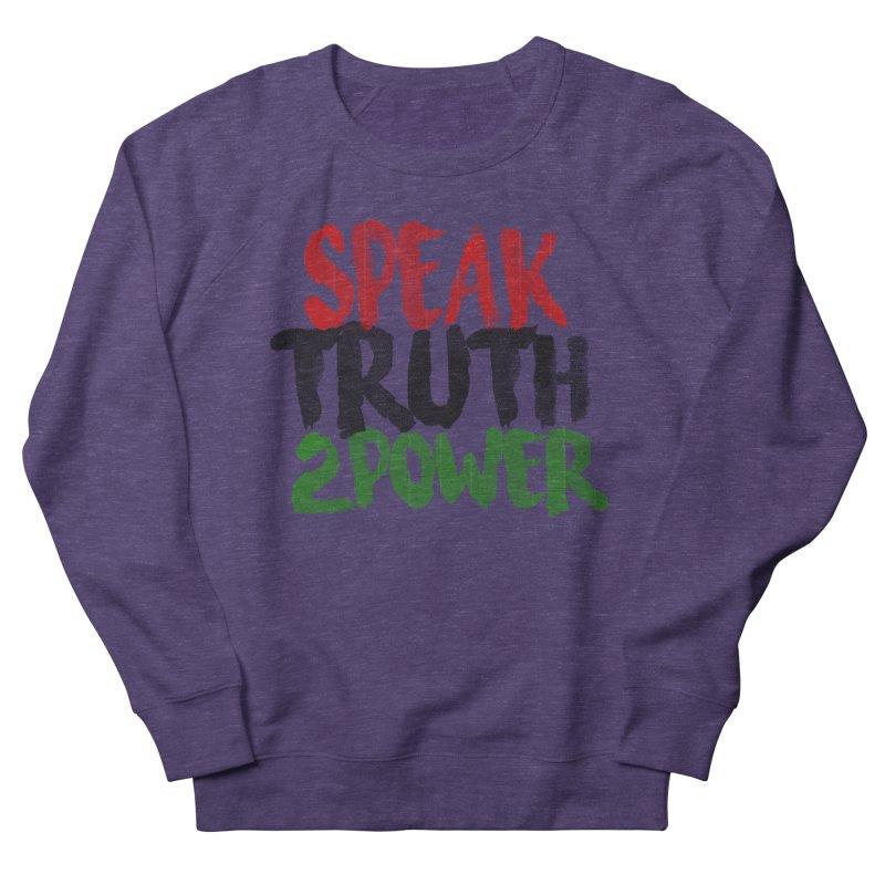 Truth 2 Power Men's Sweatshirt by donvagabond's Artist Shop