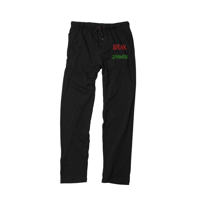 Truth 2 Power Men's Lounge Pants by donvagabond's Artist Shop