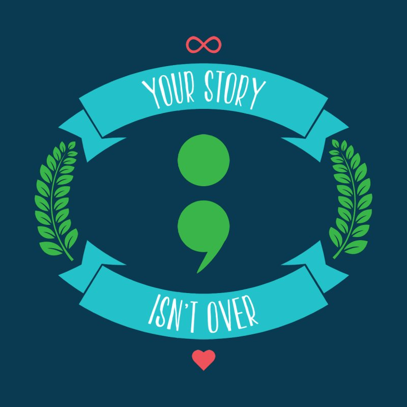 Your Story Isnt Over by Don Vagabond's Artist Shop