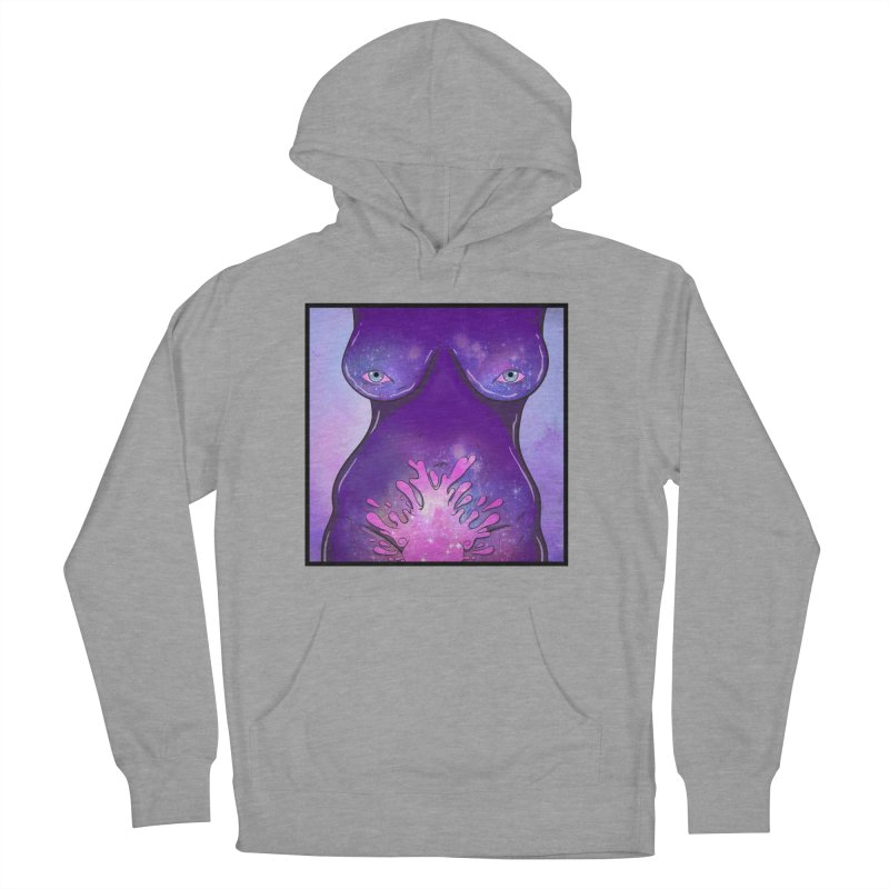 Big Bang Women's Pullover Hoody by donvagabond's Artist Shop