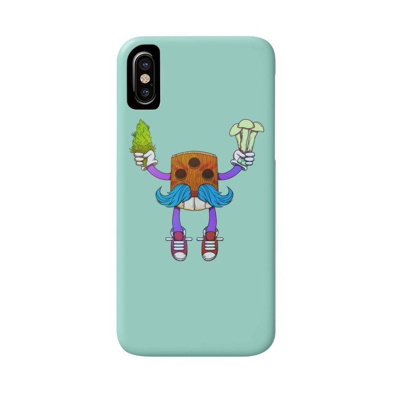 Mr. Medi Accessories Phone Case by donvagabond's Artist Shop