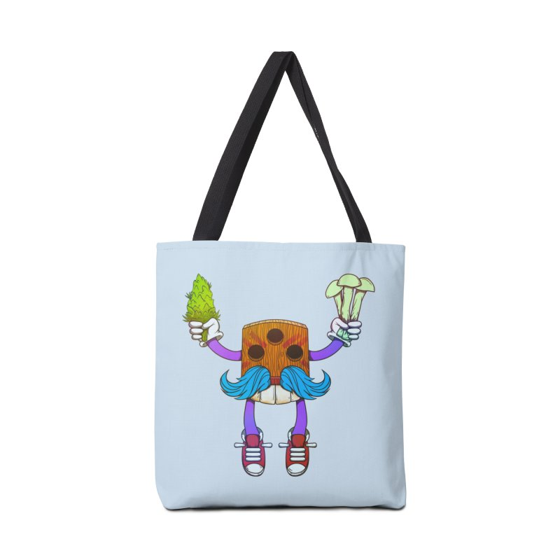 Mr. Medi Accessories Tote Bag Bag by Don Vagabond's Artist Shop