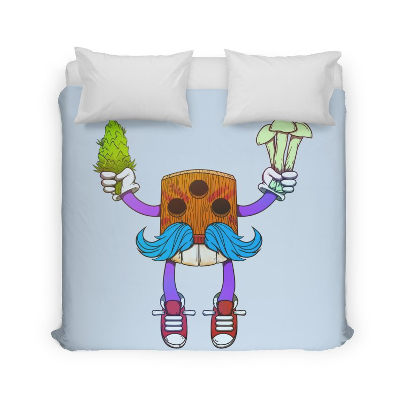 Mr. Medi Home Duvet by donvagabond's Artist Shop