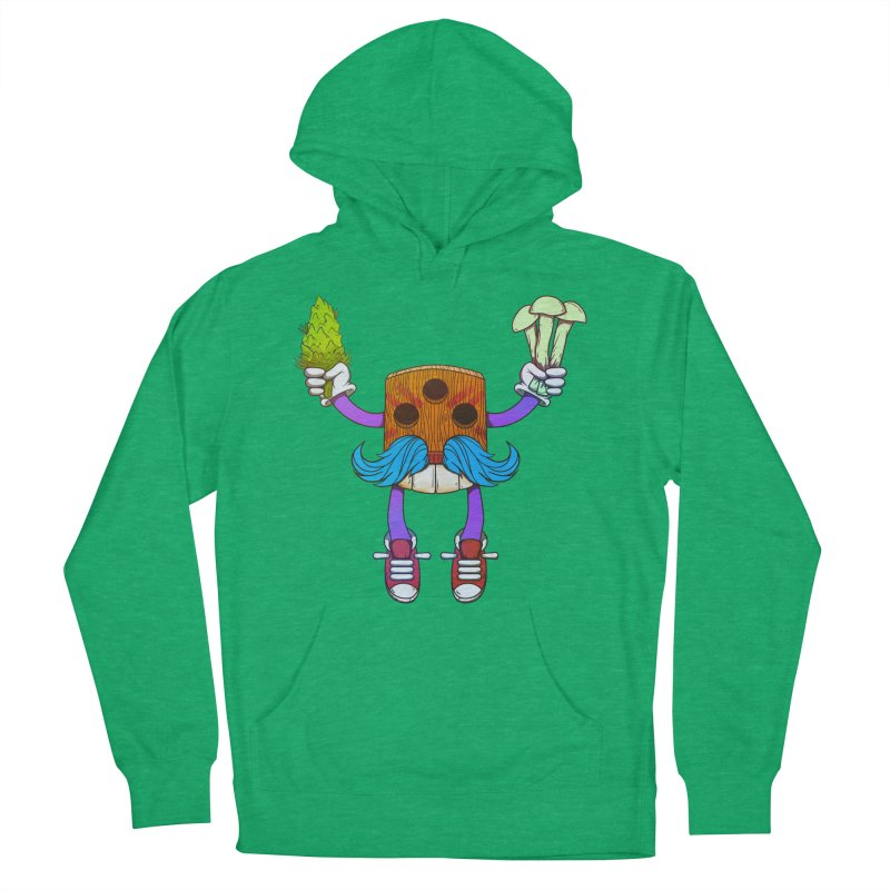 Mr. Medi Women's French Terry Pullover Hoody by donvagabond's Artist Shop