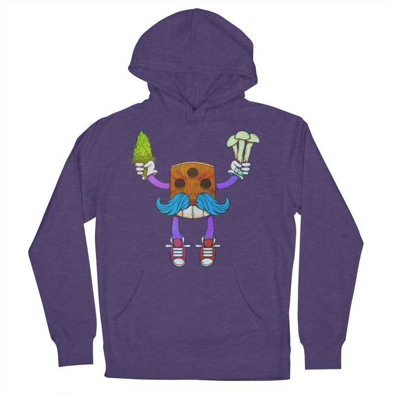 Mr. Medi Women's French Terry Pullover Hoody by Don Vagabond's Artist Shop