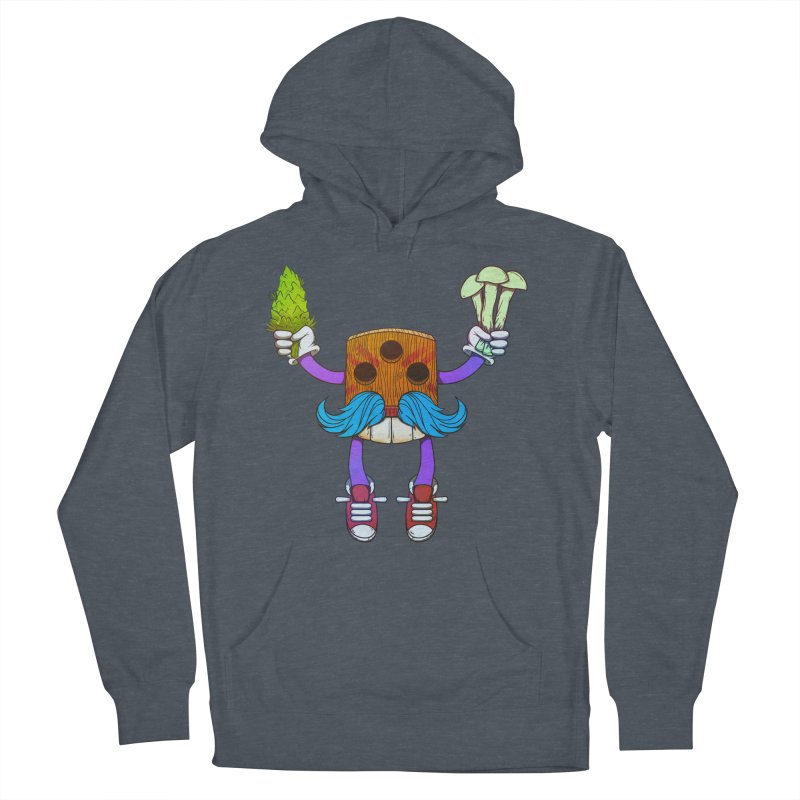 Mr. Medi Men's French Terry Pullover Hoody by Don Vagabond's Artist Shop