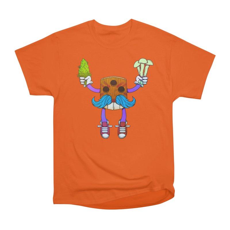 Mr. Medi Men's Heavyweight T-Shirt by Don Vagabond's Artist Shop