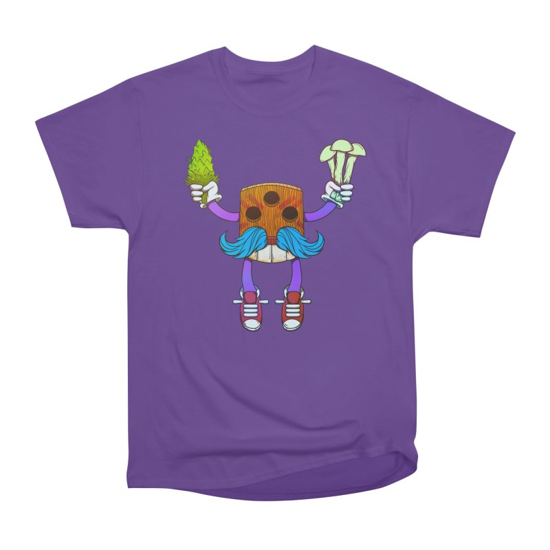 Mr. Medi Men's Heavyweight T-Shirt by donvagabond's Artist Shop