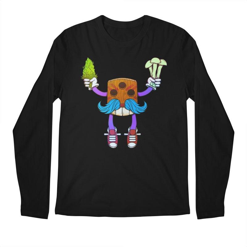 Mr. Medi Men's Regular Longsleeve T-Shirt by donvagabond's Artist Shop