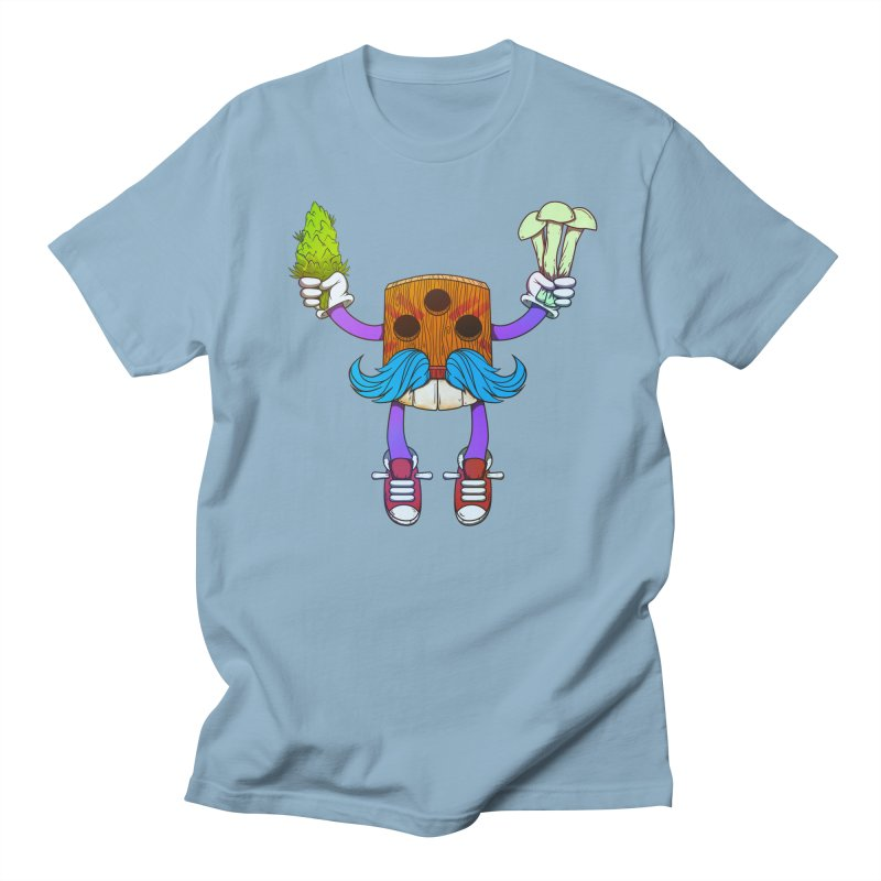 Mr. Medi Men's Regular T-Shirt by donvagabond's Artist Shop