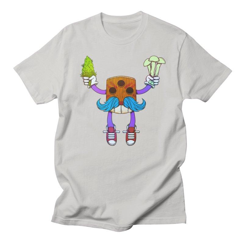 Mr. Medi Men's Regular T-Shirt by Don Vagabond's Artist Shop
