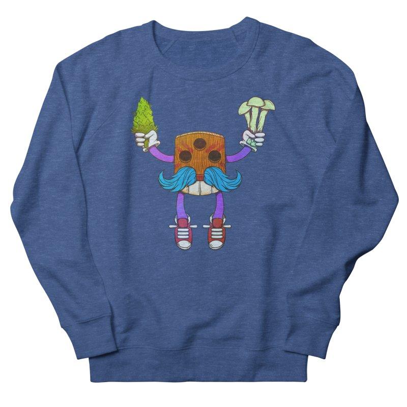 Mr. Medi Women's French Terry Sweatshirt by Don Vagabond's Artist Shop