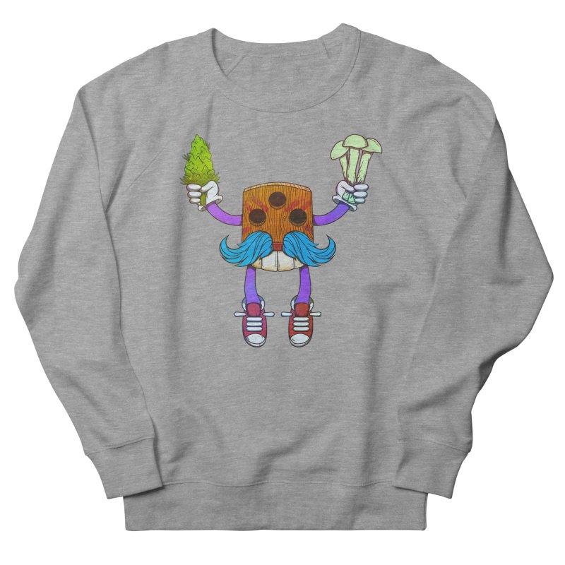 Mr. Medi Women's French Terry Sweatshirt by donvagabond's Artist Shop