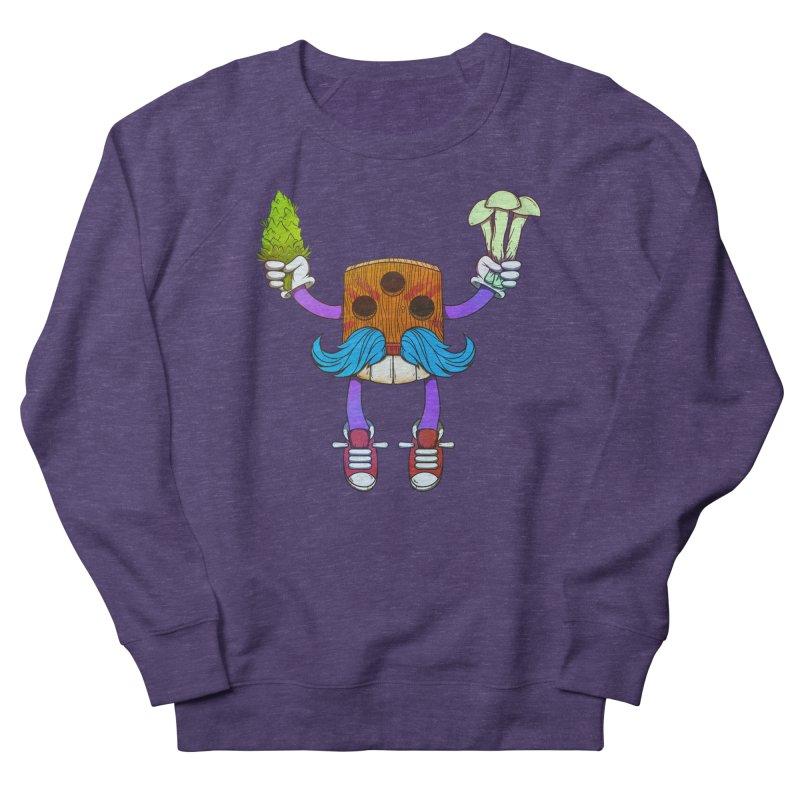 Mr. Medi Men's French Terry Sweatshirt by donvagabond's Artist Shop