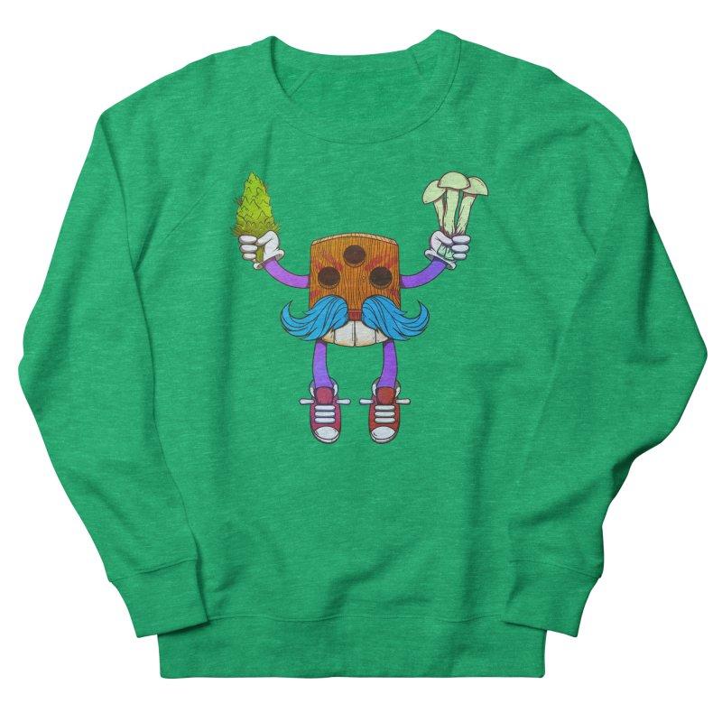 Mr. Medi Men's French Terry Sweatshirt by Don Vagabond's Artist Shop