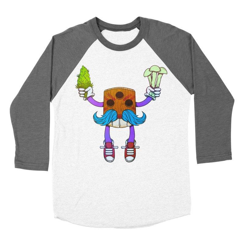 Mr. Medi Women's Baseball Triblend T-Shirt by donvagabond's Artist Shop
