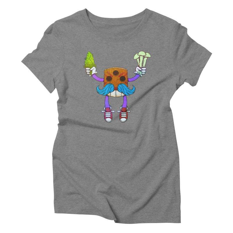 Mr. Medi Women's Triblend T-Shirt by donvagabond's Artist Shop