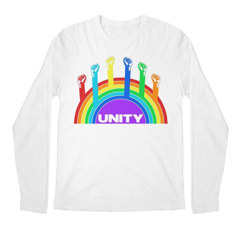 Unity Men's Longsleeve T-Shirt by donvagabond's Artist Shop