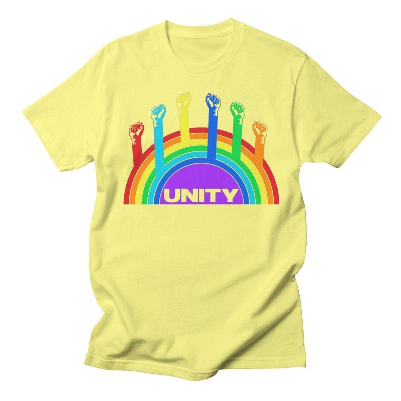 Unity Men's T-shirt by donvagabond's Artist Shop