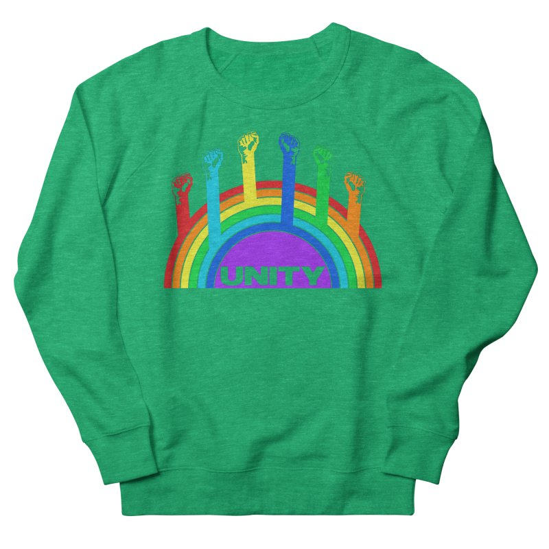 Unity Men's Sweatshirt by donvagabond's Artist Shop