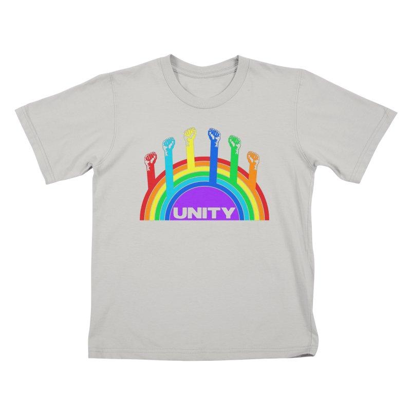 Unity Kids T-shirt by donvagabond's Artist Shop