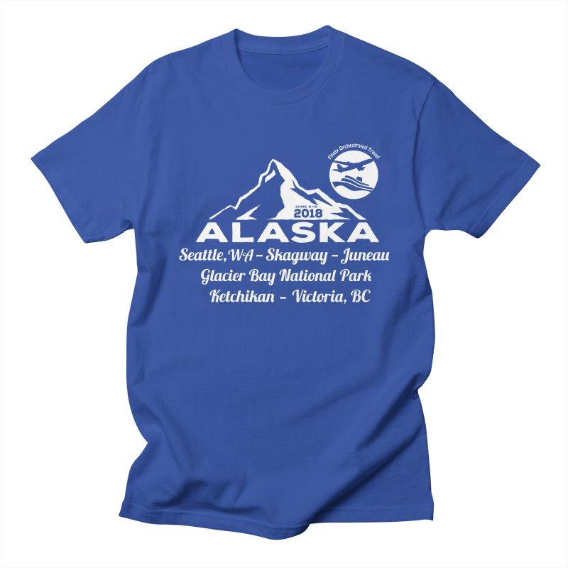 Finely Orchestrated Alaska Women's Unisex T-Shirt by donvagabond's Artist Shop