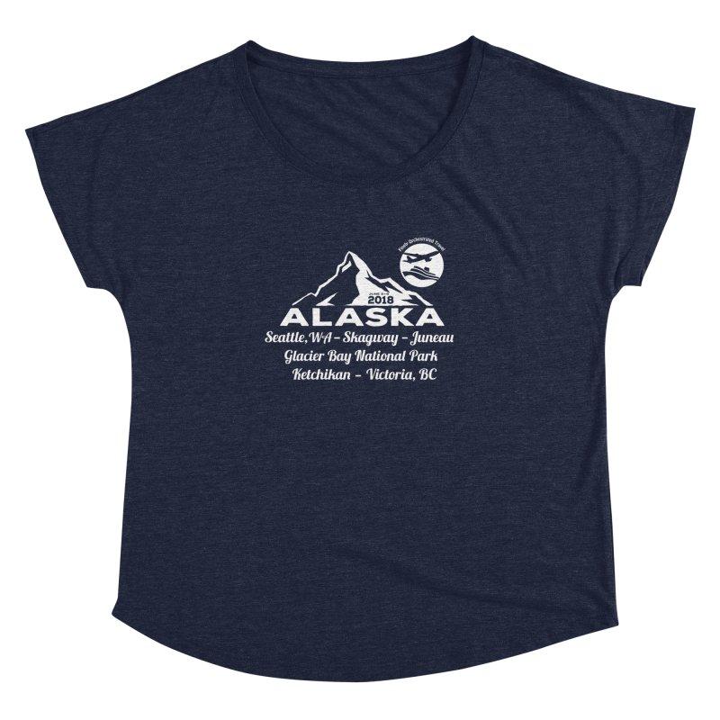 Finely Orchestrated Alaska Women's Dolman by donvagabond's Artist Shop