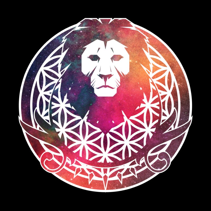 Cosmic Lion None  by donvagabond's Artist Shop