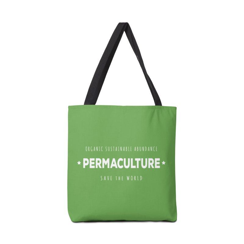 Permaculture Accessories Bag by donvagabond's Artist Shop