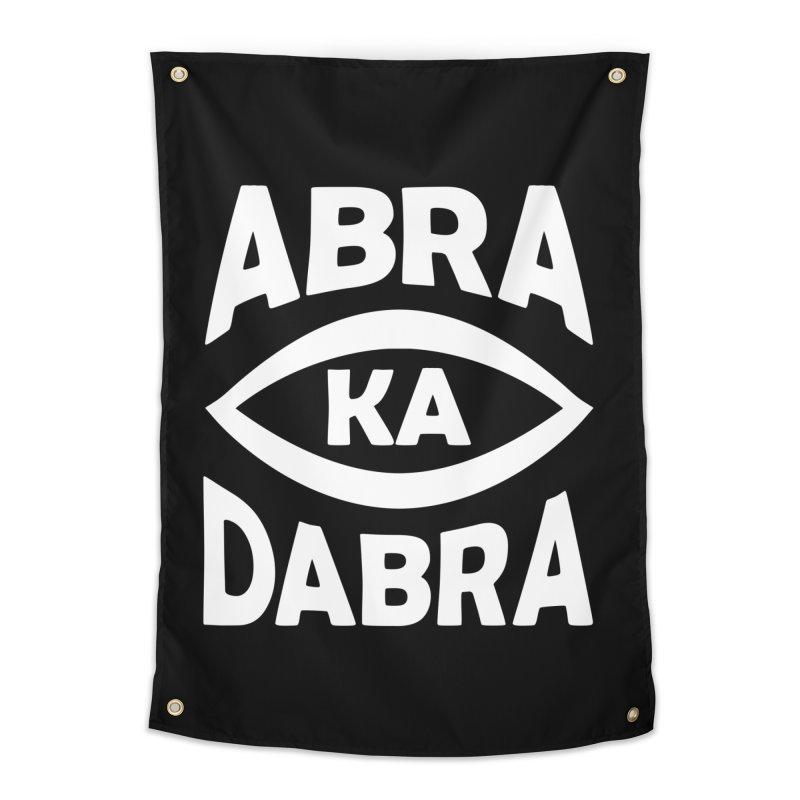 Abrakadabra Home Tapestry by donvagabond's Artist Shop