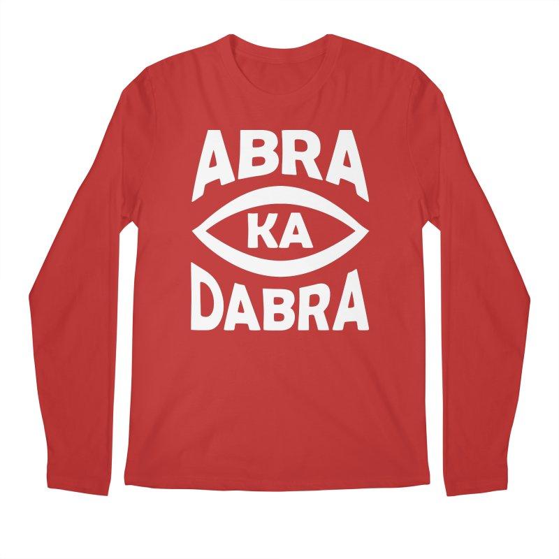 Abrakadabra Men's Regular Longsleeve T-Shirt by Don Vagabond's Artist Shop