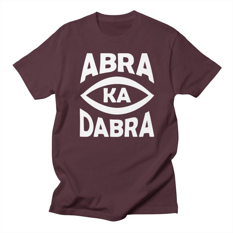 Abrakadabra Women's Regular Unisex T-Shirt by donvagabond's Artist Shop