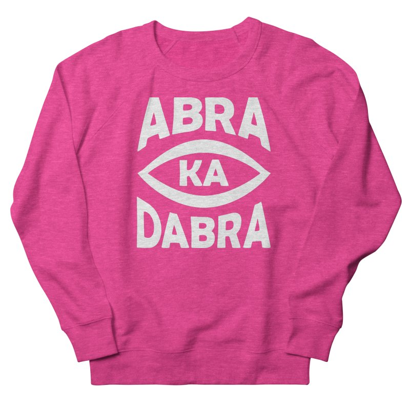 Abrakadabra Men's French Terry Sweatshirt by donvagabond's Artist Shop