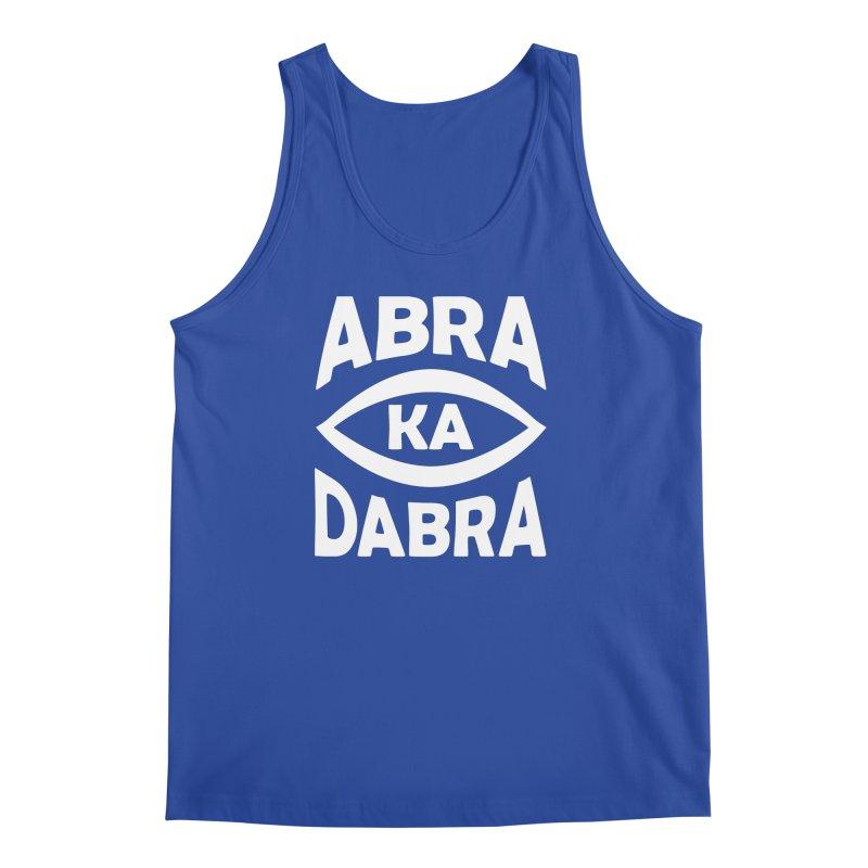 Abrakadabra Men's Regular Tank by Don Vagabond's Artist Shop