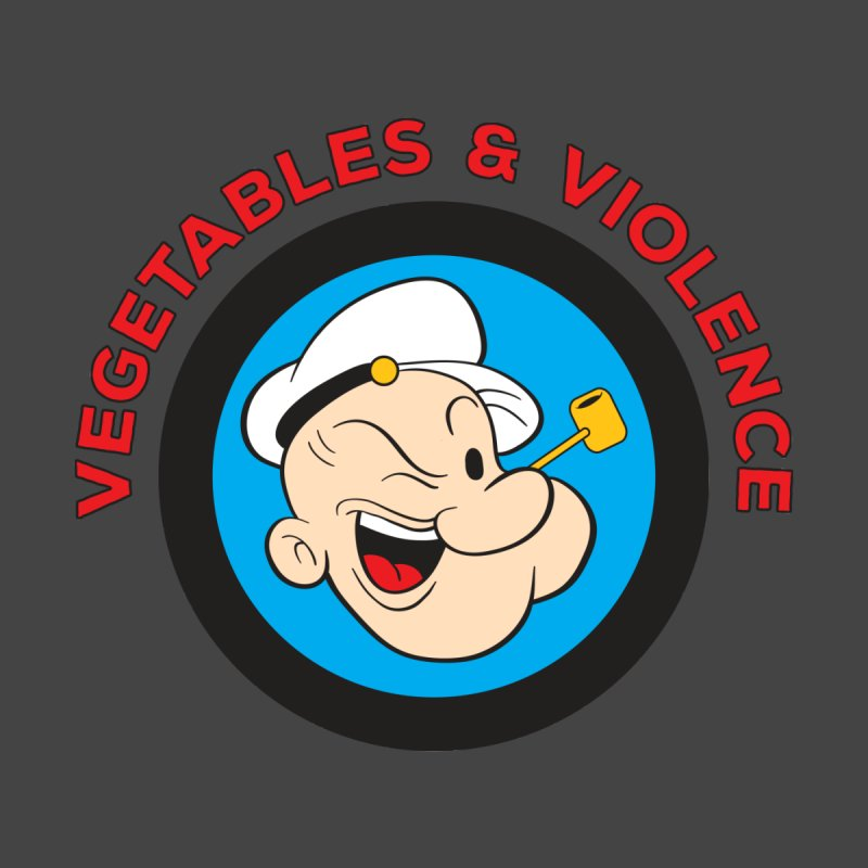 Vegetables & Violence by donvagabond's Artist Shop