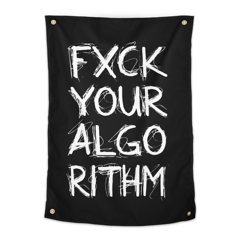 Algorithm Home Tapestry by Don Vagabond's Artist Shop