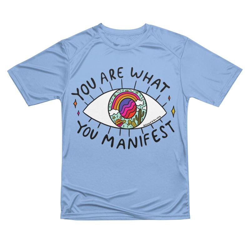 Manifest Men's T-Shirt by doodlebymeg's Artist Shop