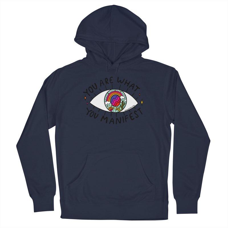 Manifest Men's Pullover Hoody by doodlebymeg's Artist Shop