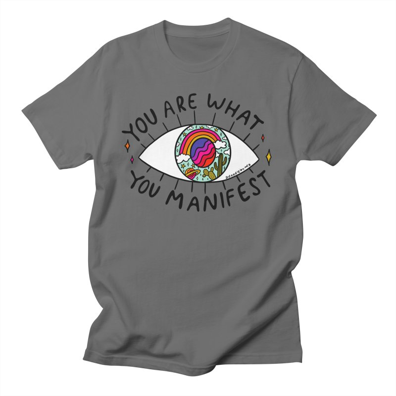 Manifest Men's T-Shirt by doodlebymeg's Artist Shop
