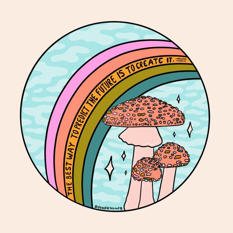 Predict the Future Men's T-Shirt by doodlebymeg's Artist Shop