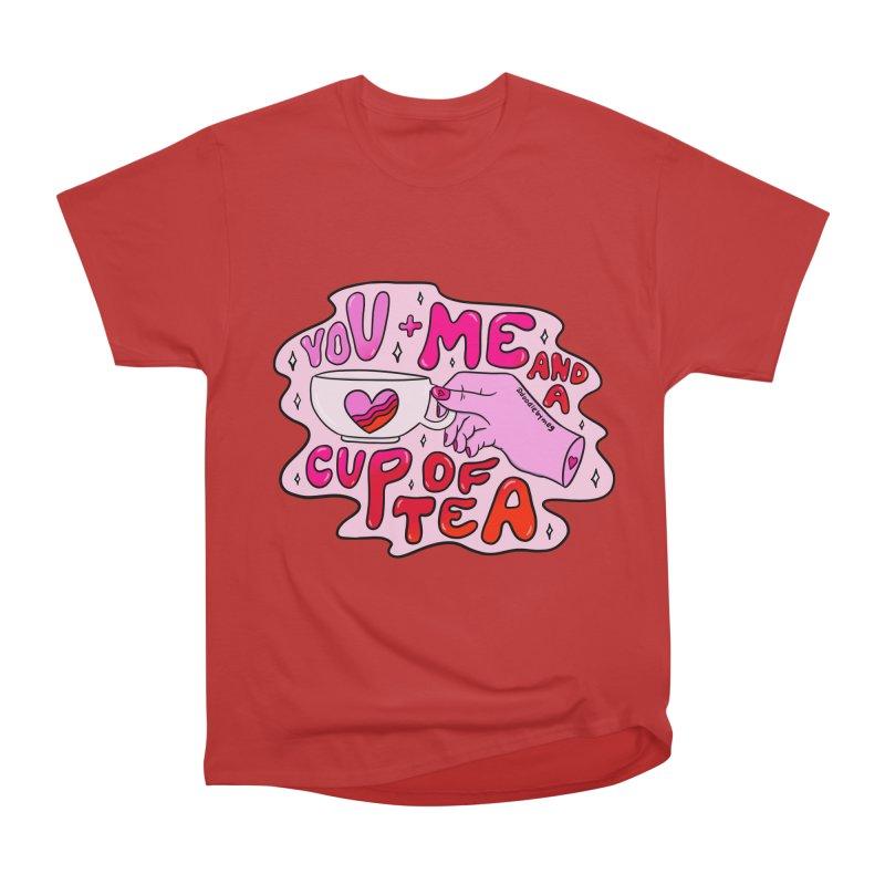 You + Me Men's T-Shirt by doodlebymeg's Artist Shop
