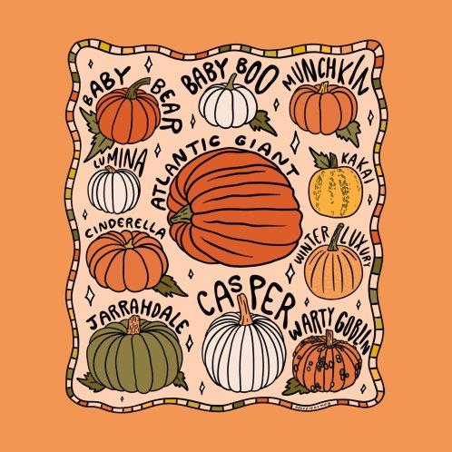 Design for Types of Pumpkins