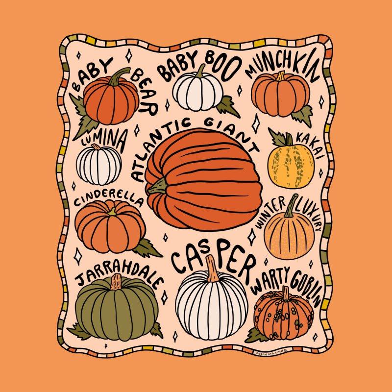 Types of Pumpkins Men's T-Shirt by doodlebymeg's Artist Shop